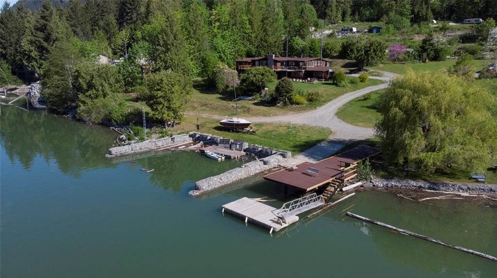 LOT 9 LILLOOET LAKE FOREST SERVICE ROAD - MLS® # R2441230