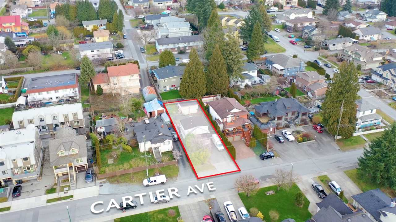 1115 CARTIER AVENUE - MLS® # R2443176