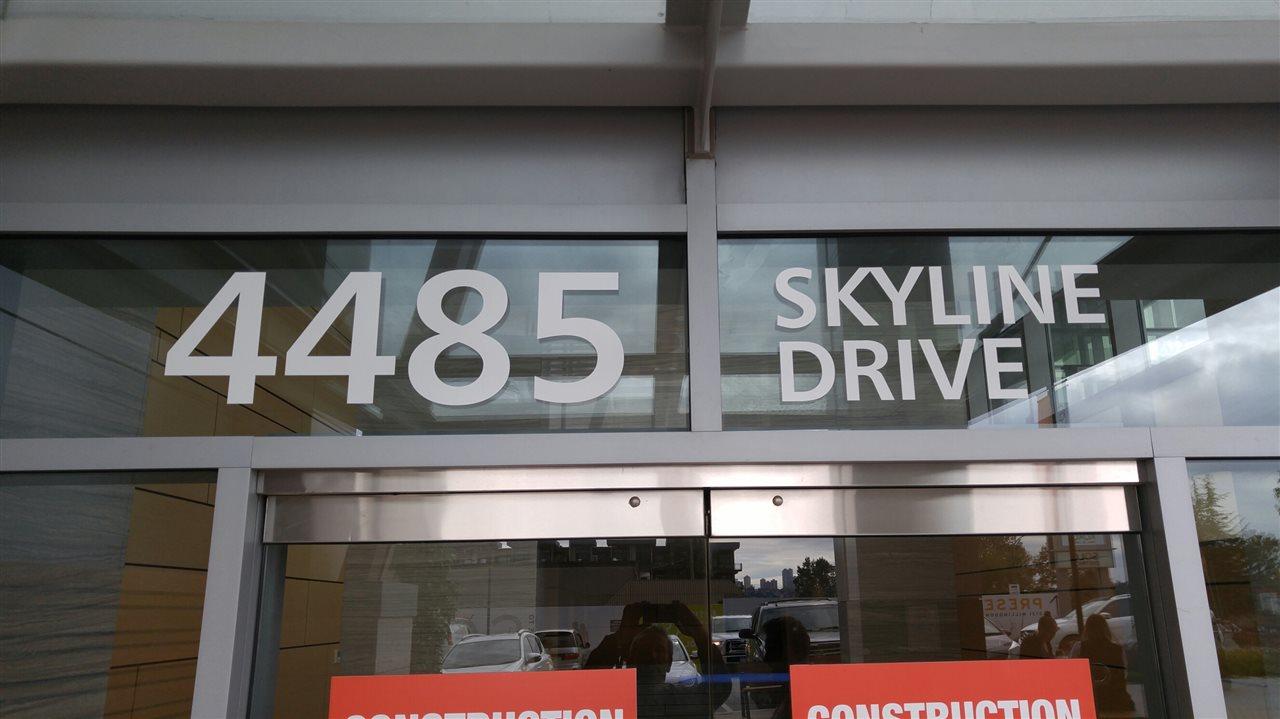1705 4485 SKYLINE DRIVE - MLS® # R2443483