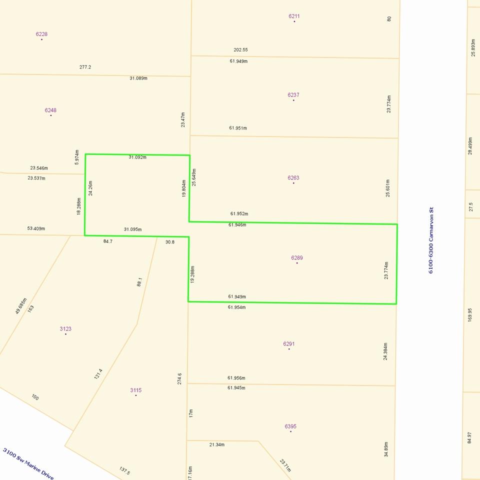 6289 CARNARVON STREET - MLS® # R2444723