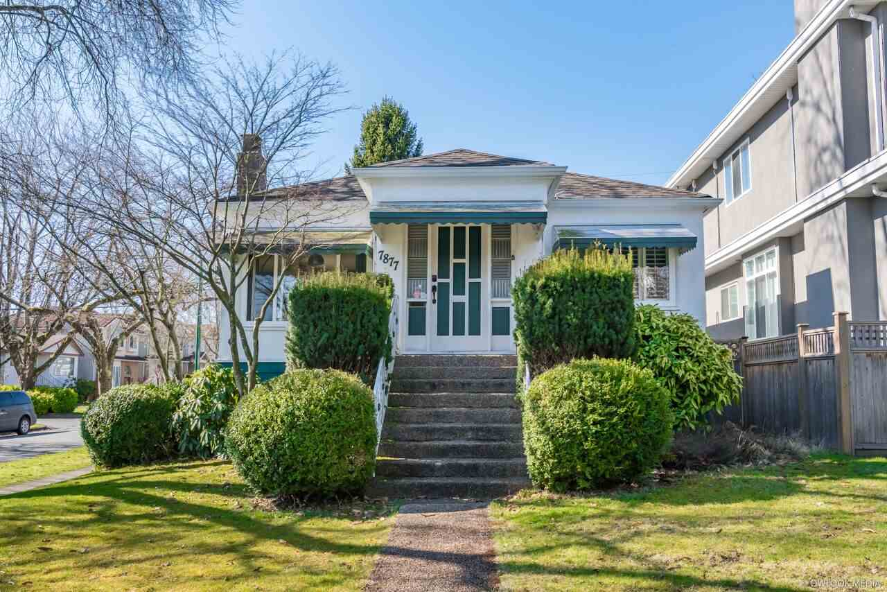 7877 HEATHER STREET - MLS® # R2445621