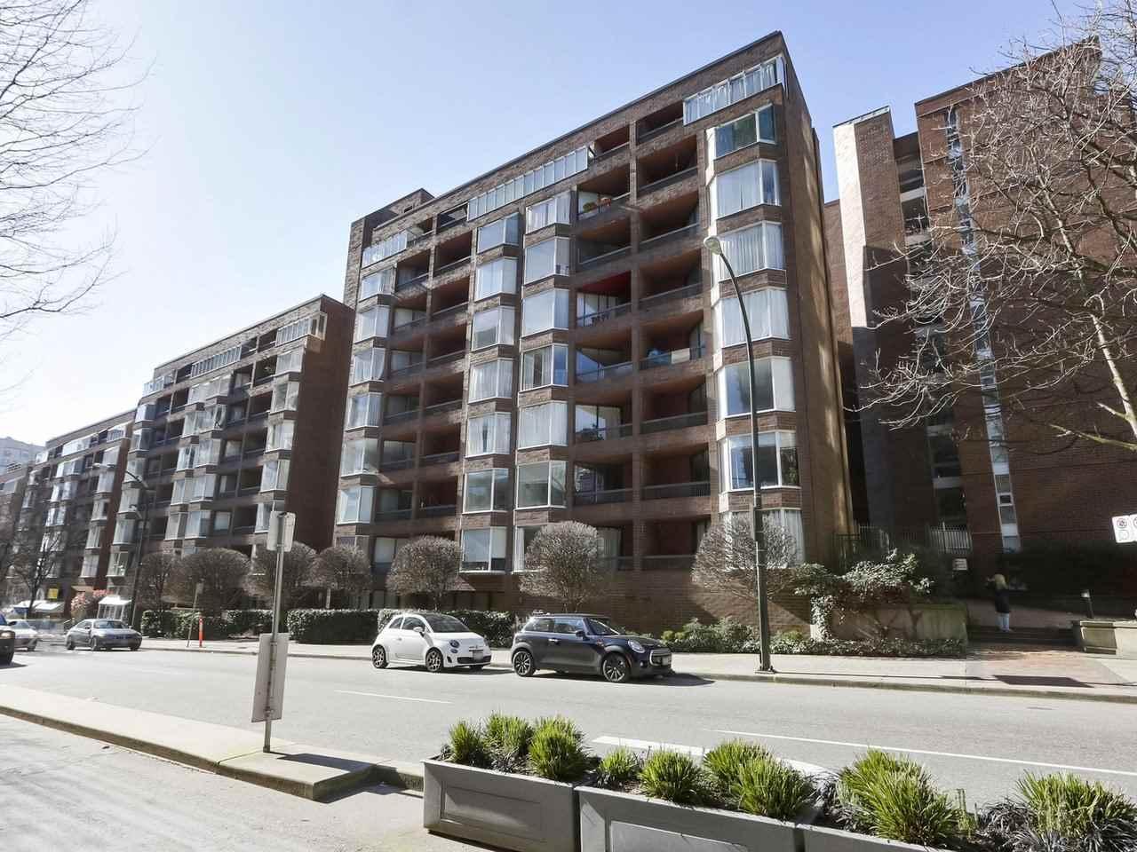722 1333 HORNBY STREET - MLS® # R2445789
