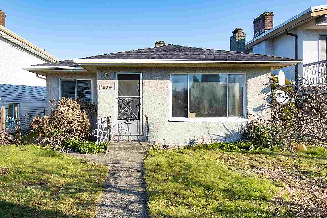 2889 MCGILL STREET - MLS® # R2446051