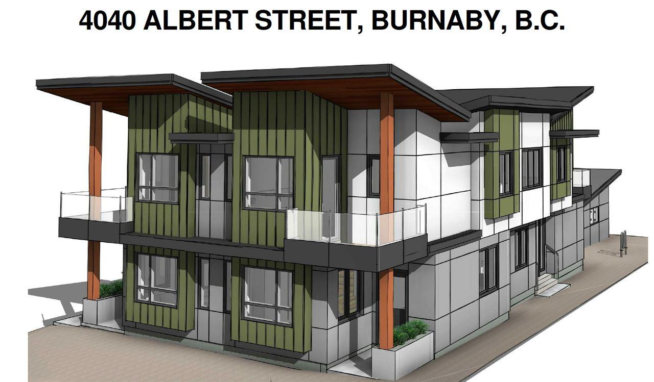 4040 ALBERT STREET - MLS® # R2446692