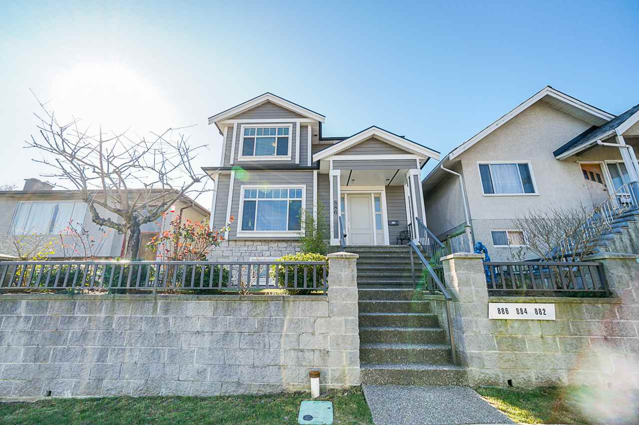 886 E KING EDWARD AVENUE - MLS® # R2447497