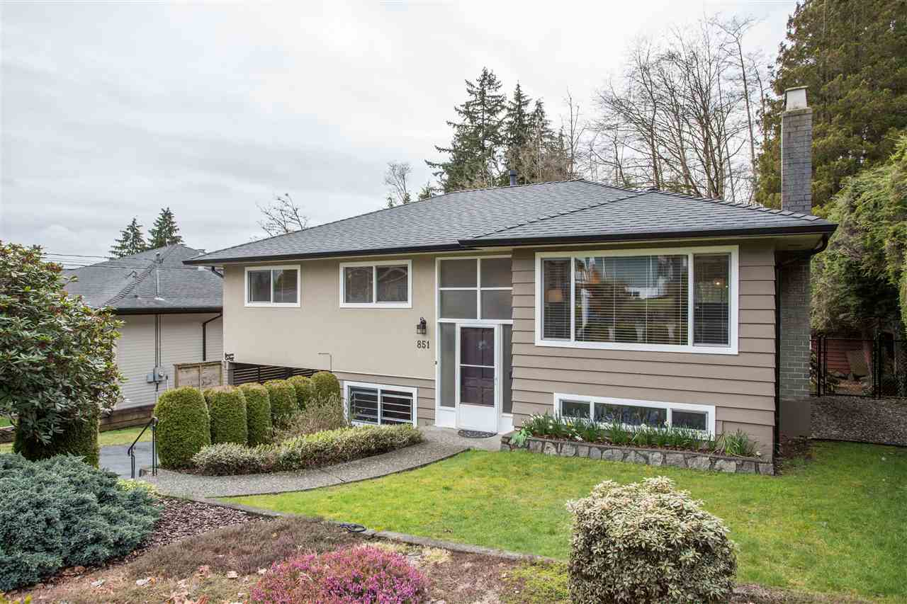 851 PLYMOUTH DRIVE - MLS® # R2448395