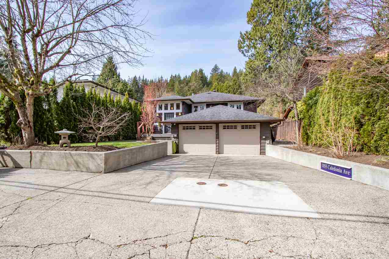 1855 CALEDONIA AVENUE - MLS® # R2449756