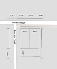8240 WILLIAMS ROAD - MLS® # R2449761