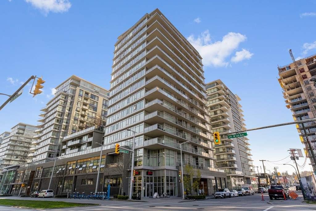 1201 1708 COLUMBIA STREET - MLS® # R2450132