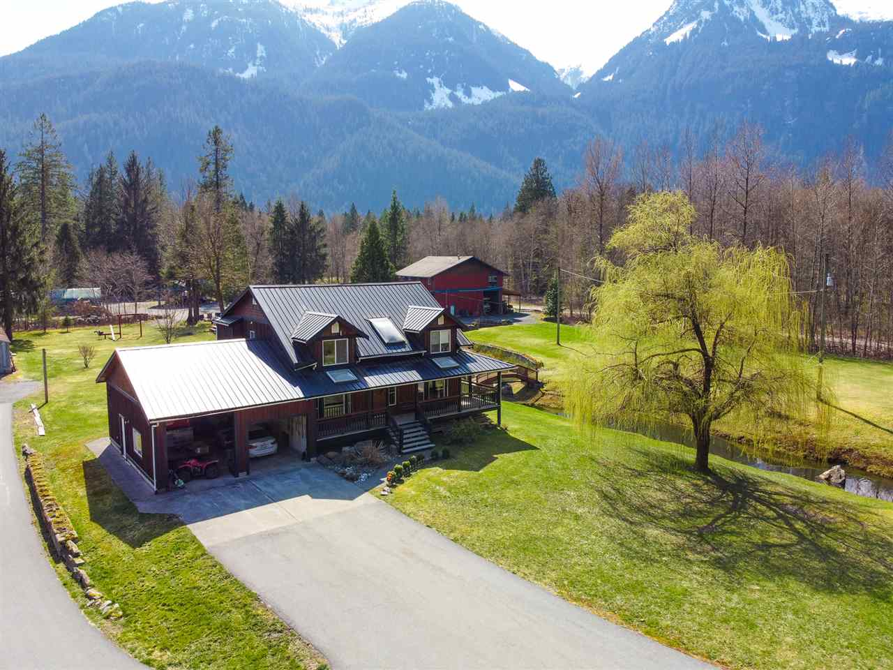 14685 SQUAMISH VALLEY ROAD - MLS® # R2450388