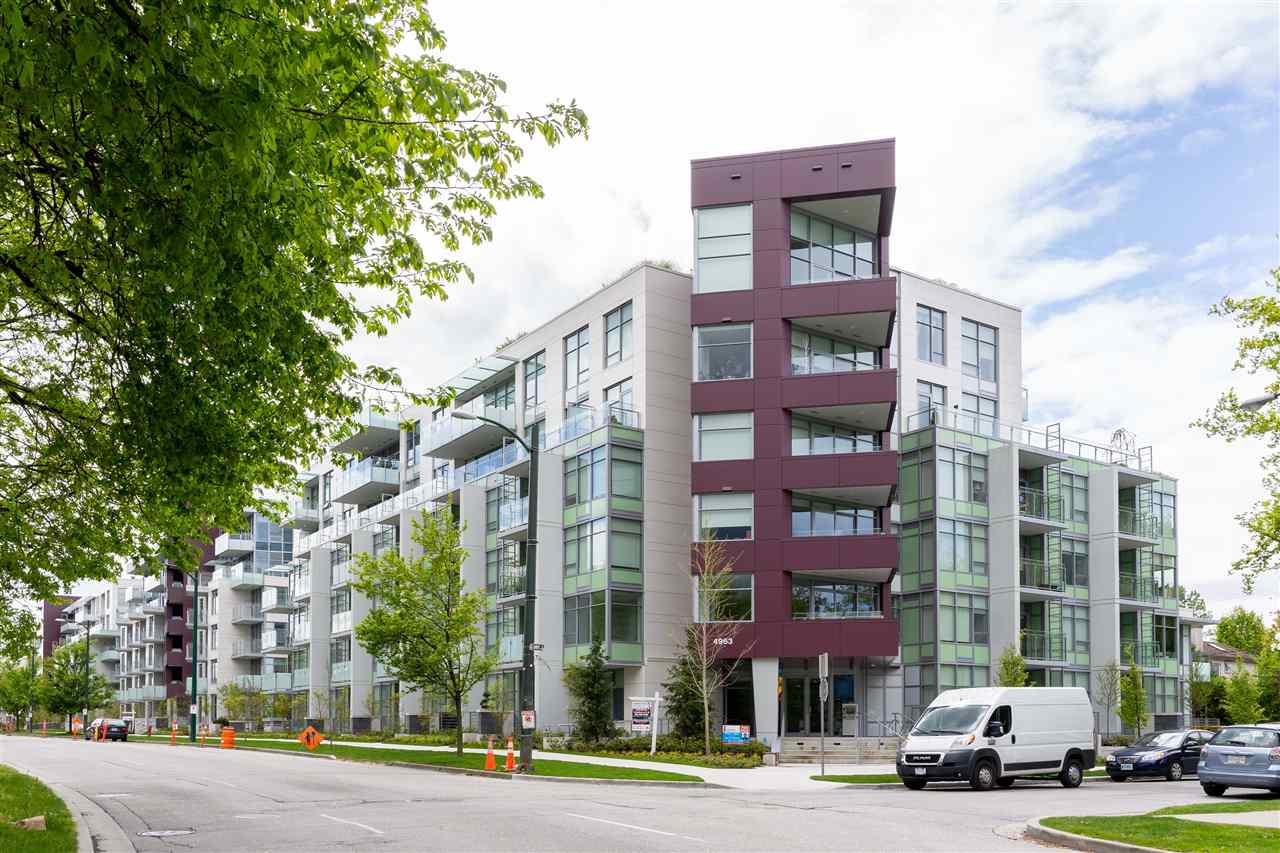 504 4963 CAMBIE STREET - MLS® # R2454155