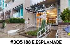 305 188 E ESPLANADE - MLS® # R2457175
