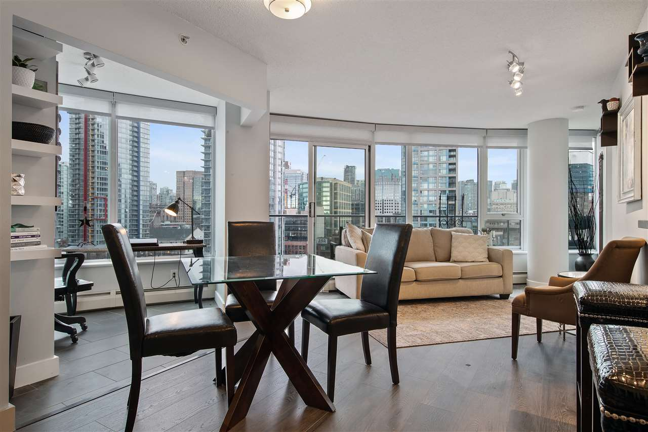 1703 58 KEEFER PLACE - MLS® # R2460682