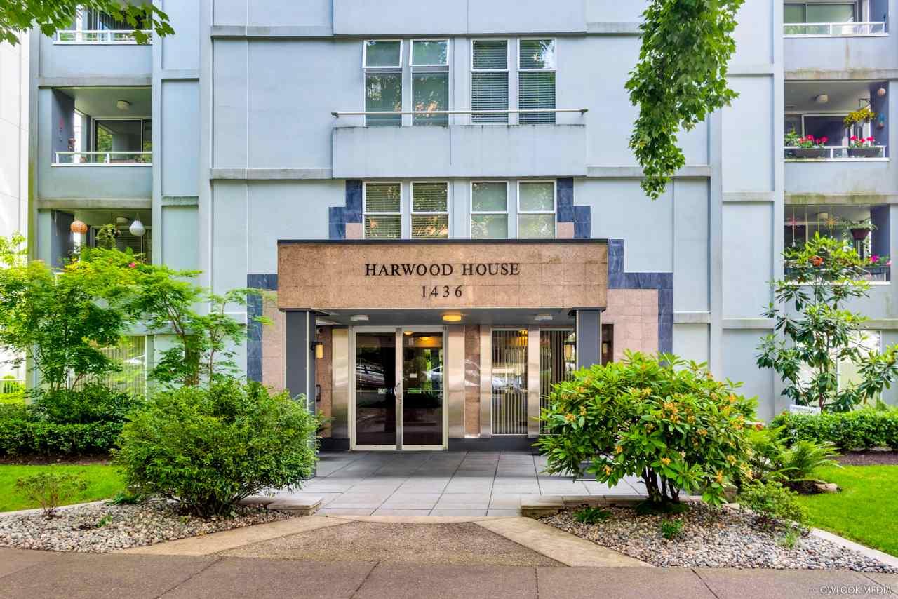 303 1436 HARWOOD STREET - MLS® # R2462767