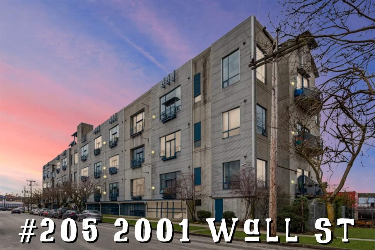 205 2001 WALL STREET - MLS® # R2466366