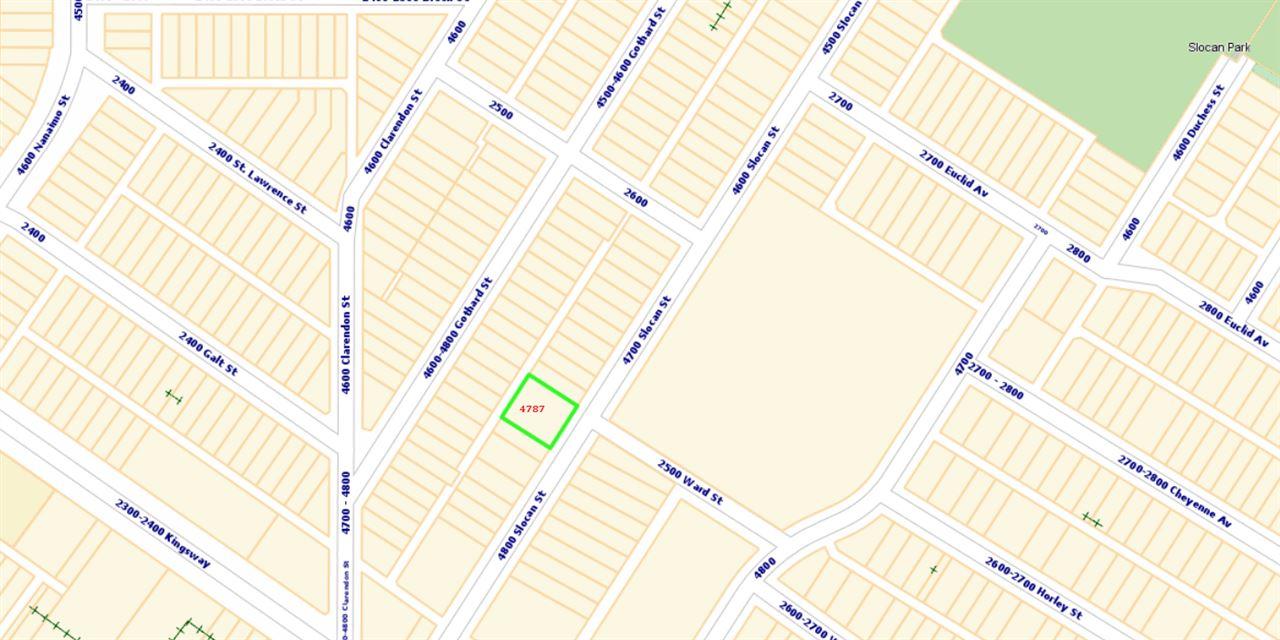 4795 SLOCAN STREET - MLS® # R2467254