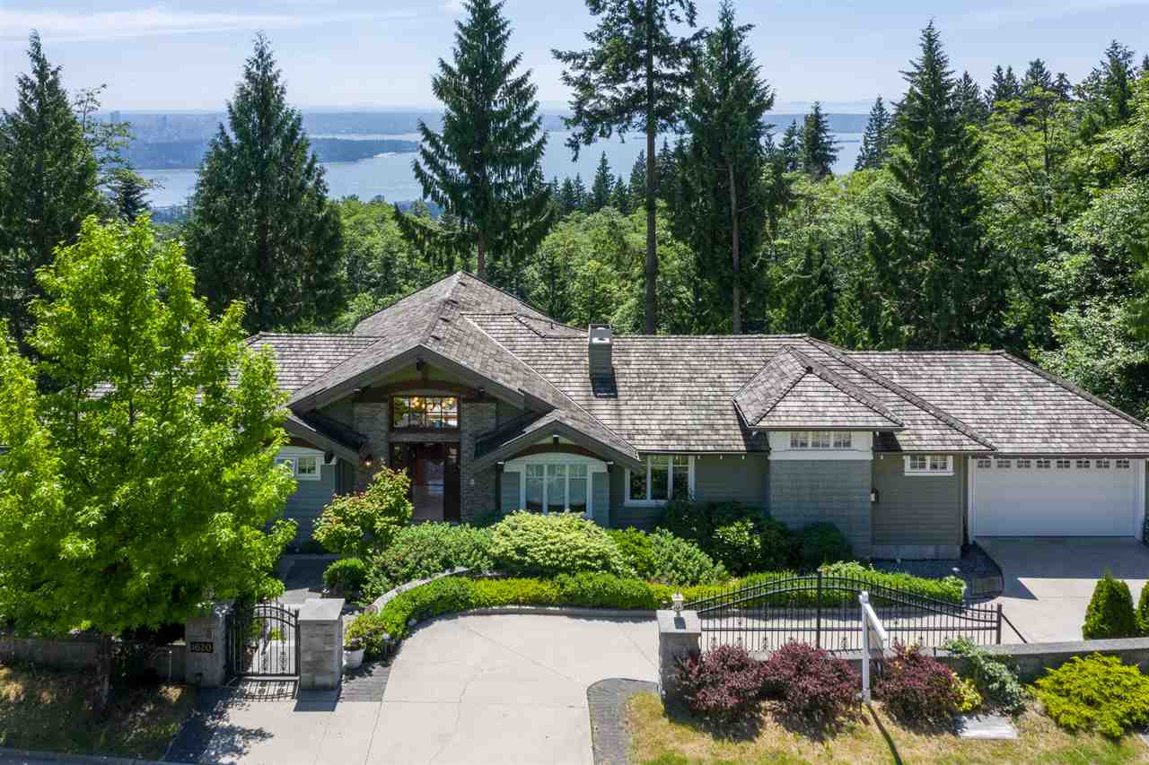 1620 CHIPPENDALE ROAD - MLS® # R2472998