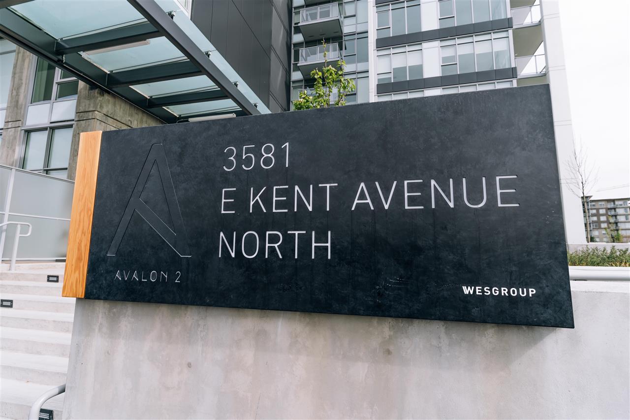 1503 3581 E KENT AVENUE NORTH - MLS® # R2473681