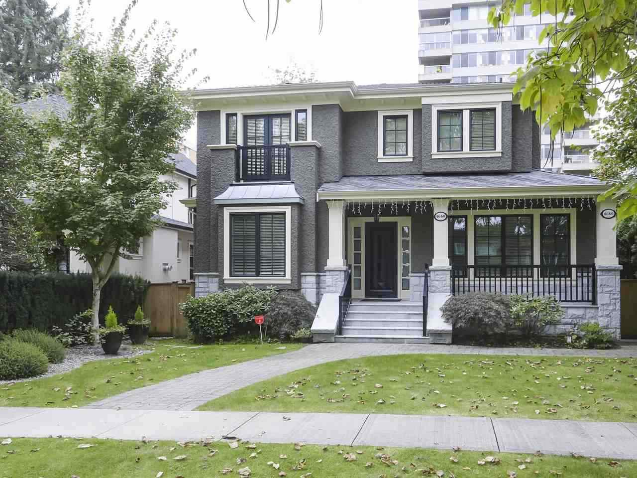 Point Grey House/Single Family for sale:  5 bedroom 4,420 sq.ft. (Listed 2020-07-08)