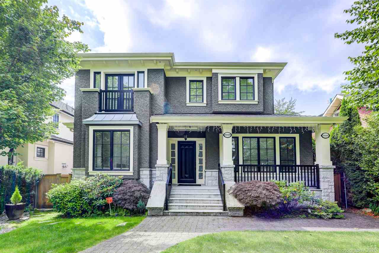 Point Grey House/Single Family for sale:  7 bedroom 4,420 sq.ft. (Listed 2020-07-08)
