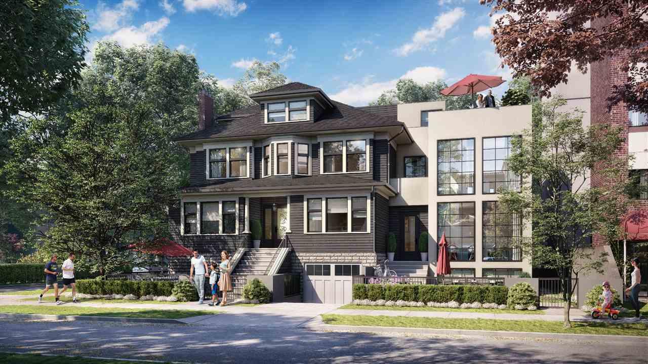 1685 NELSON STREET - MLS® # R2474728