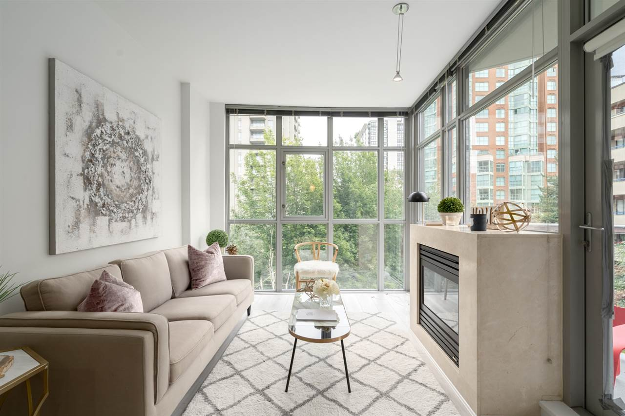 Downtown VW Apartment/Condo for sale:  1 bedroom 676 sq.ft. (Listed 2020-07-13)