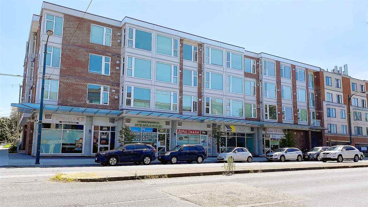 207 1838 RENFREW STREET - MLS® # R2476675