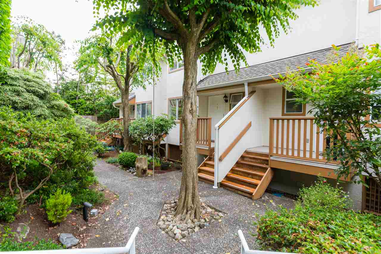 Lower Lonsdale Townhouse for sale:  2 bedroom 1,312 sq.ft. (Listed 2020-07-17)
