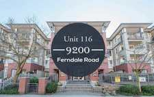 116 9200 FERNDALE ROAD - MLS® # R2478125