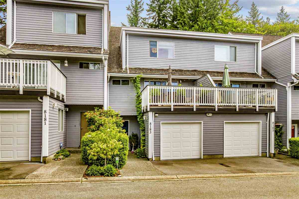 8183 FOREST GROVE DRIVE - MLS® # R2478592