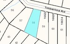 LOT 58 TIMBERLINE ROAD - MLS® # R2478657