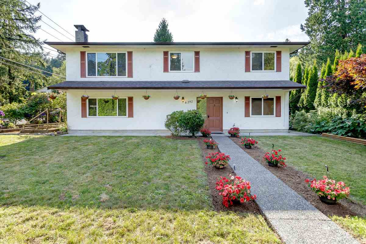 4292 CLIFFMONT ROAD - MLS® # R2478785