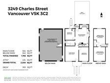 3249 CHARLES STREET - MLS® # R2478988
