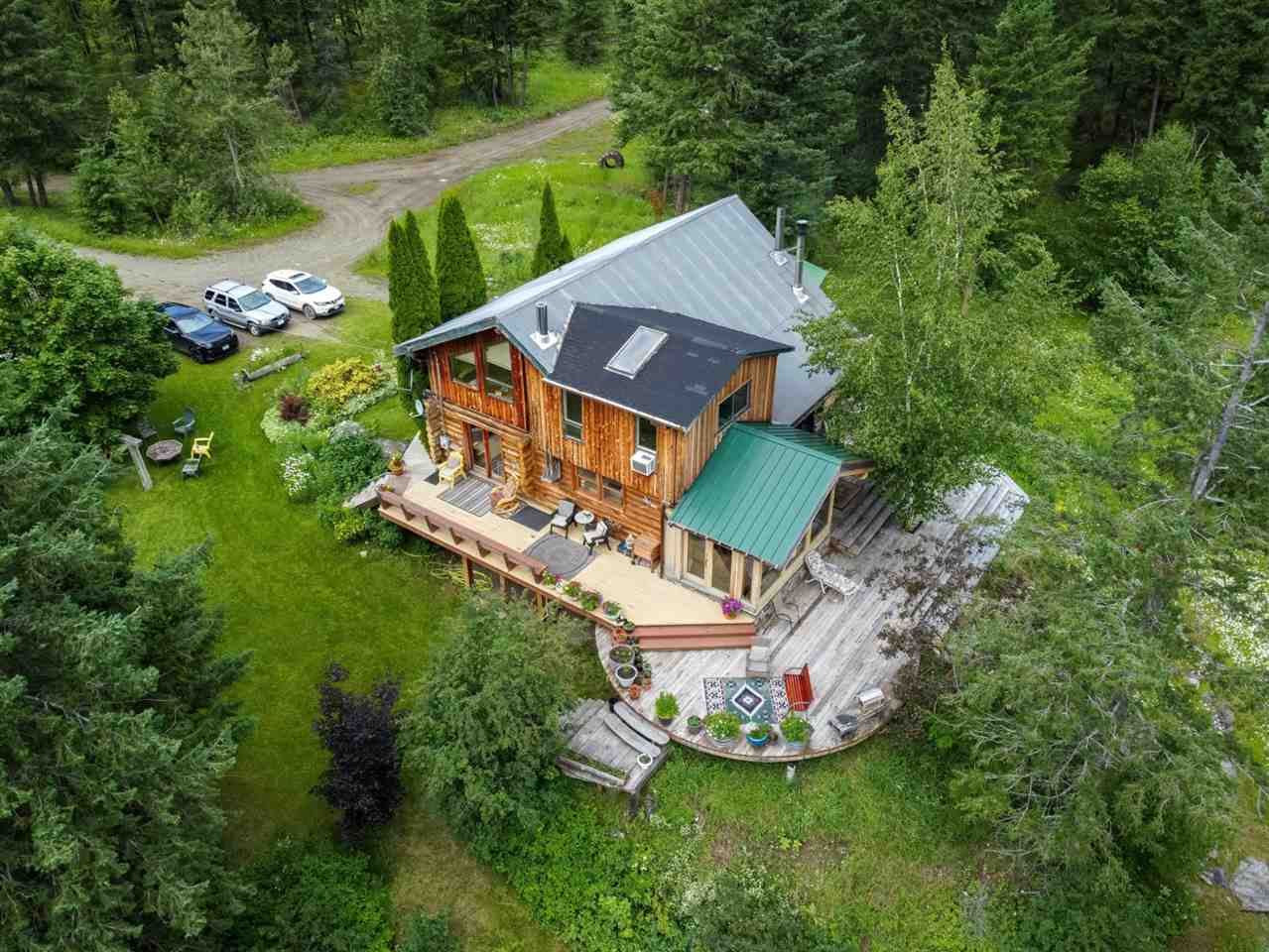 5681 GENIER LAKE ROAD - MLS® # R2479737
