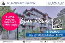 5413 LOUGHEED HIGHWAY - MLS® # R2480483