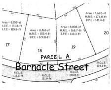 PARCEL A BARNACLE STREET - MLS® # R2482902