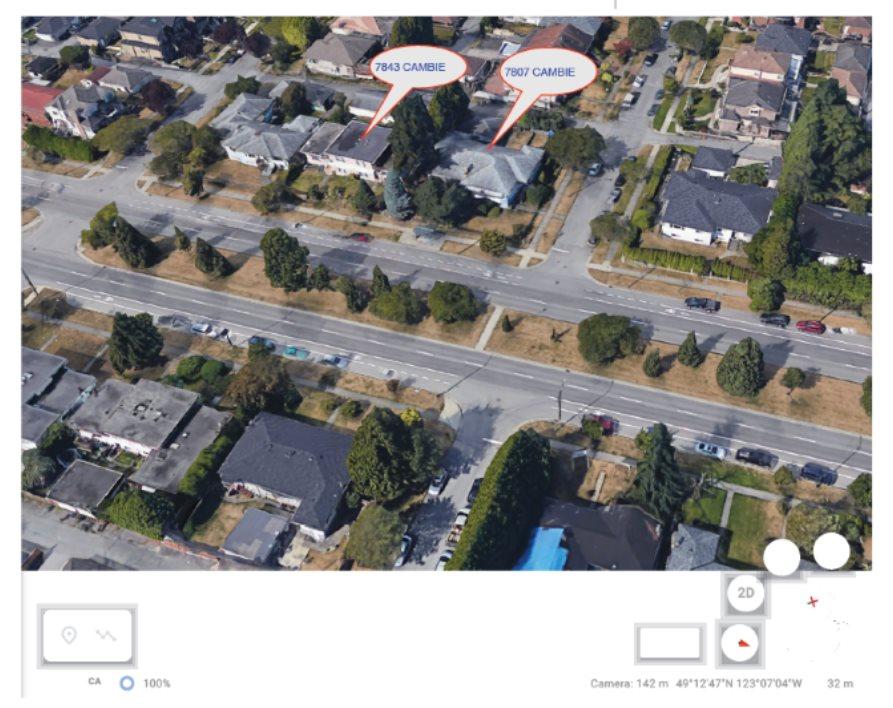 7807 CAMBIE STREET - MLS® # R2483618