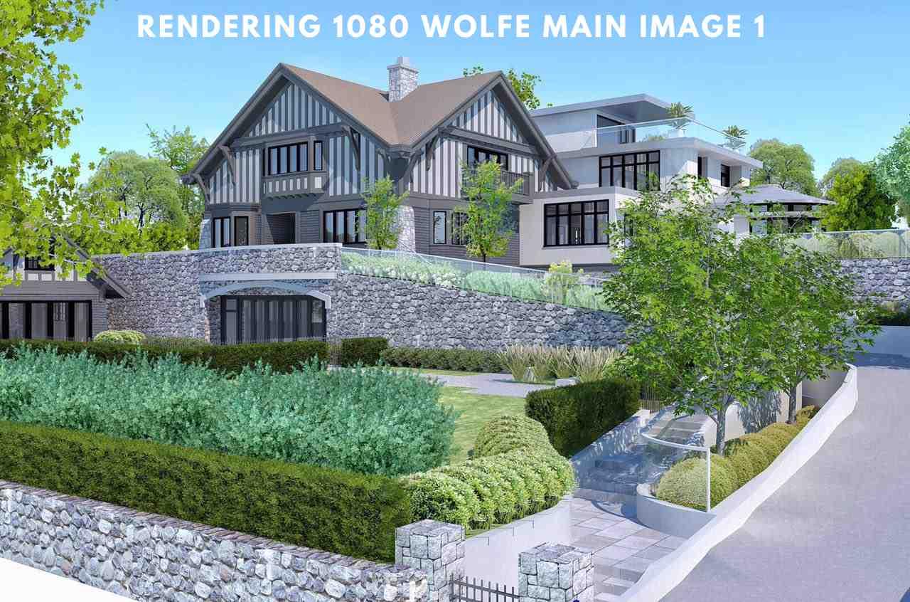 1080 WOLFE AVENUE - MLS® # R2488532