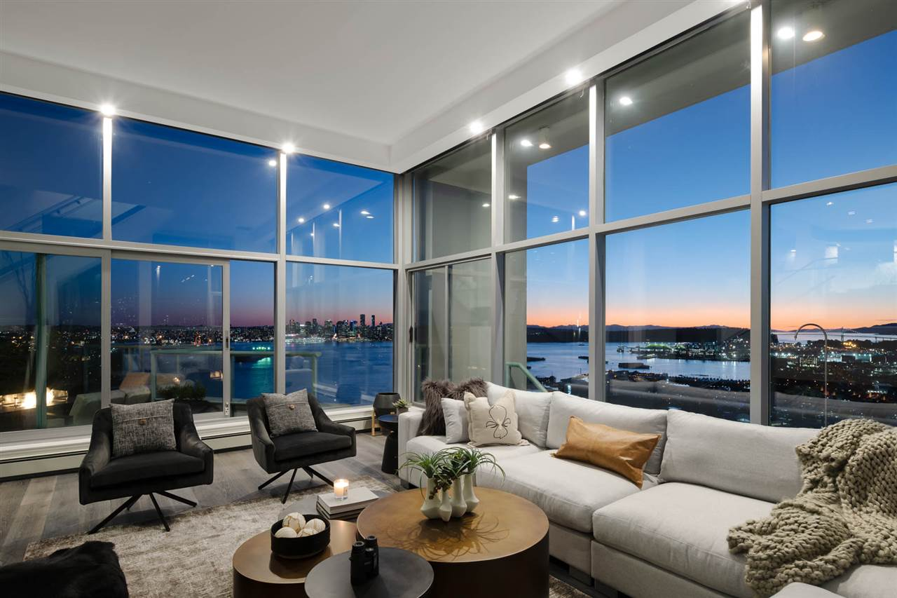 Lower Lonsdale Apartment/Condo for sale:  3 bedroom 2,321 sq.ft. (Listed 2020-09-09)