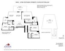 1803 1708 ONTARIO STREET - MLS® # R2496680