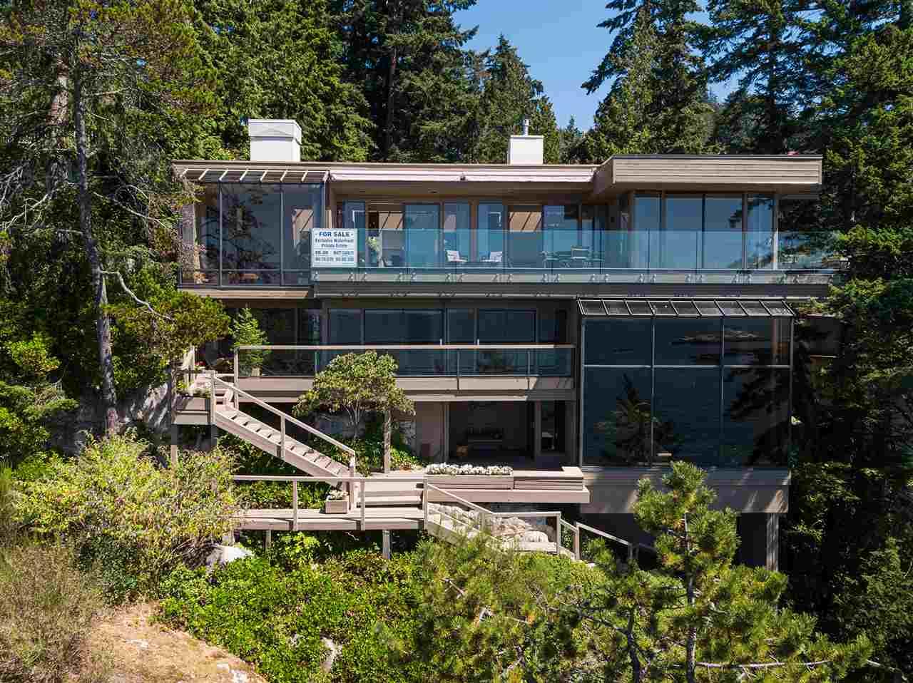 Caulfeild House/Single Family for sale:  4 bedroom 6,376 sq.ft. (Listed 2020-09-15)