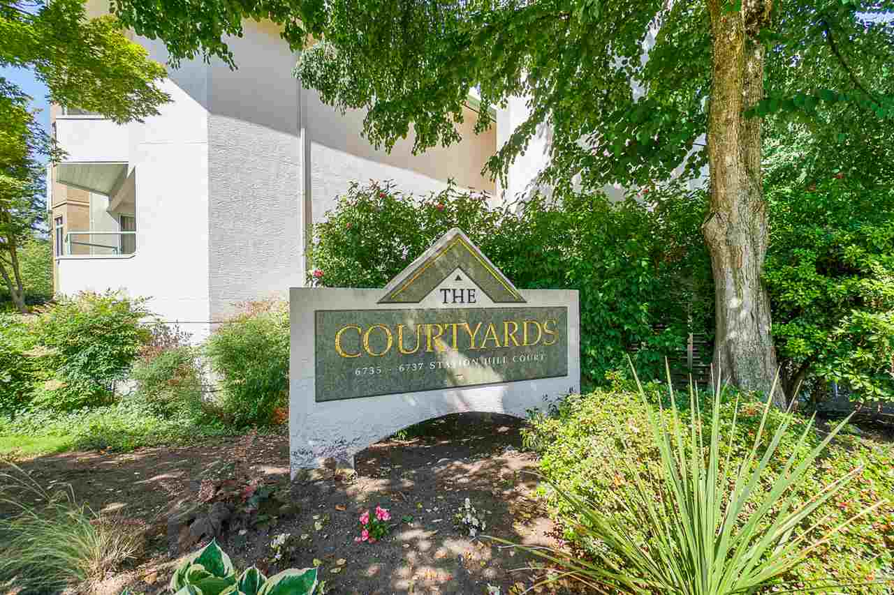 210 6737 STATION HILL COURT - MLS® # R2503499