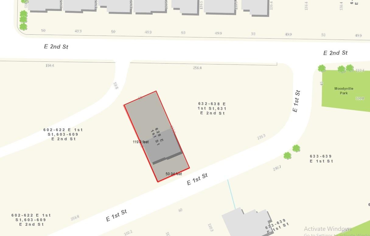 628 E 1ST STREET - MLS® # R2505250