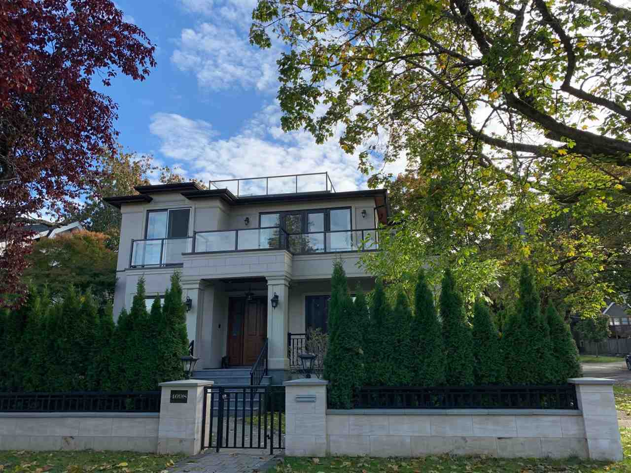 Point Grey House/Single Family for sale:  5 bedroom 4,472 sq.ft. (Listed 2020-10-27)