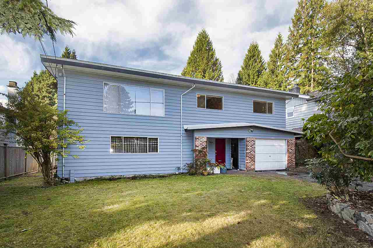 1381 BERKLEY ROAD - MLS® # R2514662