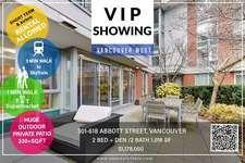 301 618 ABBOTT STREET - MLS® # R2524743