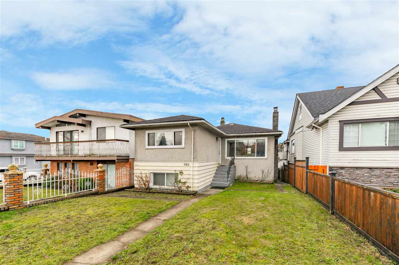 986 E 57TH AVENUE - MLS® # R2526138