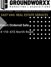 110 615 NORTH ROAD - MLS® # R2528378