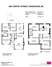 3031 COPLEY STREET - MLS® # R2549409