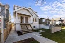 2252 GRANT STREET - MLS® # R2550909